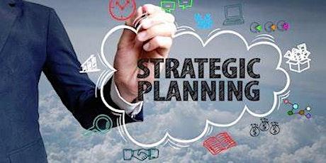 Formulating & Monitoring a Strategic Plan tickets