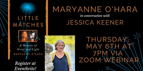 Maryanne O'Hara in Conversation with Jessica Keener tickets