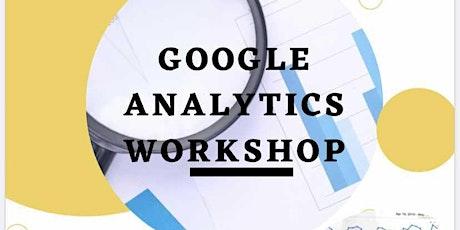 Google Analytics Workshop biglietti
