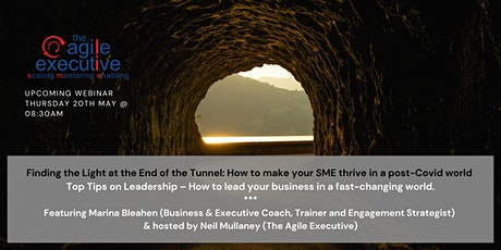 Top Tips on Leadership – How to lead your business in a fast-changing world tickets