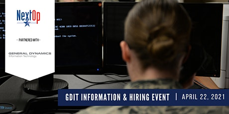 General Dynamics Information Technology Information and Hiring Event tickets