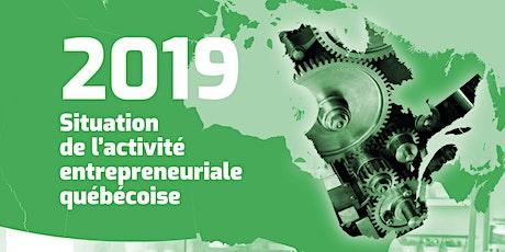 Rapport GEM 2019 et portrait de l'écosystème entrepreneurial de Montréal tickets