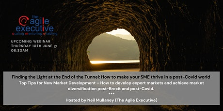 Top Tips for New Market Development – Develop new markets for your business tickets