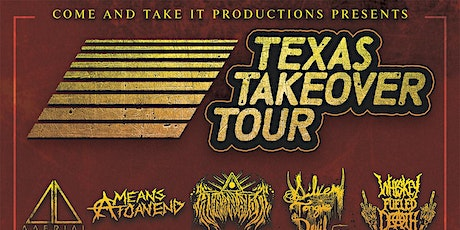 TEXAS TAKEOVER TOUR: Austin tickets