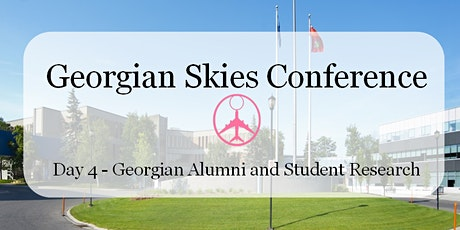 Georgian Skies Conference - Day 4 - Georgian Alumni and Student Research tickets