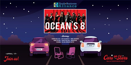 April Cars & Stars Movie Night for Youth Business Alliance tickets