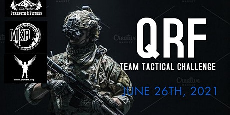 QRF TEAM TACTICAL CHALLENGE tickets