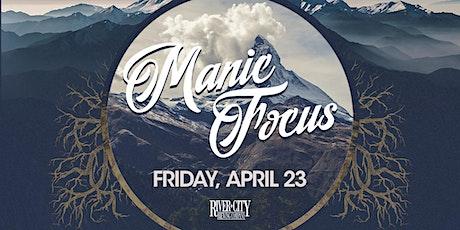 Manic Focus - Jacksonville, FL tickets