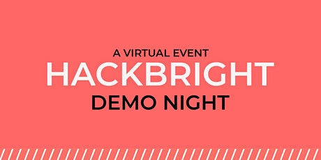 Hackbright Margaret Cohort Demo Night tickets