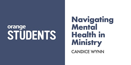 Navigating Mental Health in Ministry tickets