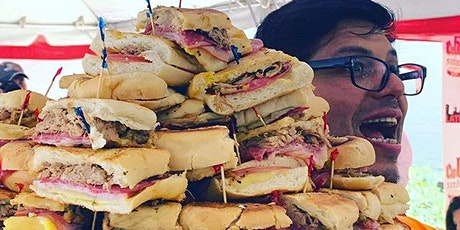 VIP Judging Area!  6th FORD Cuban Sandwich Festival @Kissimmee Lakefront Pk tickets