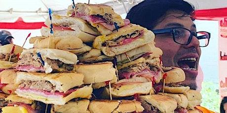 VIP Judging Area!  6th FORD Cuban Sandwich Festival: Kissimmee & Orlando tickets