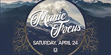Manic Focus - Orlando, FL tickets