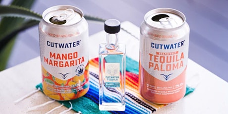 Cutwater Spirits Virtual Sensory Experience Tequila Tasting tickets