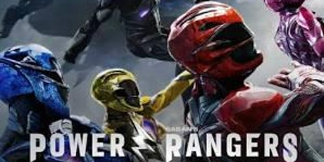 POWER RANGERS (PG-13)(2017) Drive-In 8:00 pm (Thu.  Apr. 22) tickets