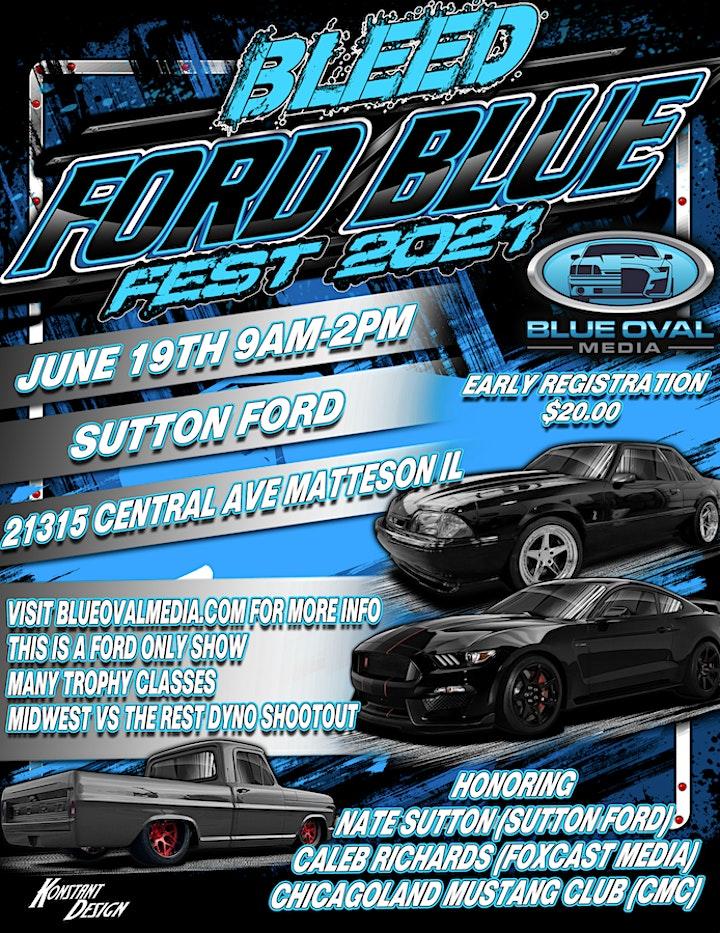 Bleed FORD Blue Fest 2021 image