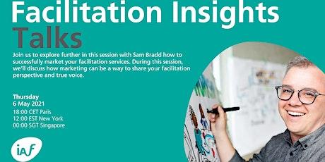 Facilitation Insights - Talks tickets
