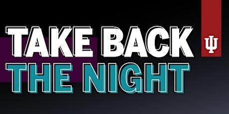 Take Back the Night: Virtual March & Vigil tickets