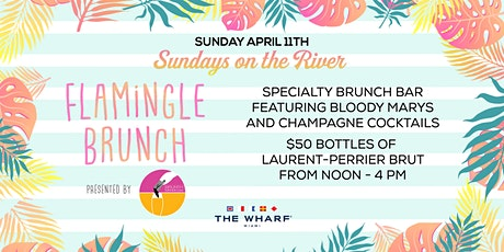Sundays On The River: Flamingle Brunch at The Wharf Miami! tickets