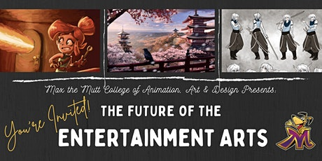 The Future of the Entertainment Arts tickets