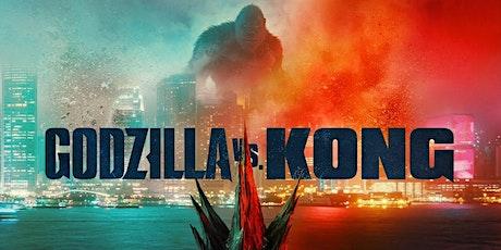 Godzilla vs Kong at The Historic Select Theater Mineola Texas! tickets