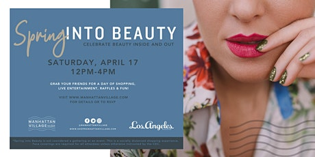 Spring into Beauty tickets