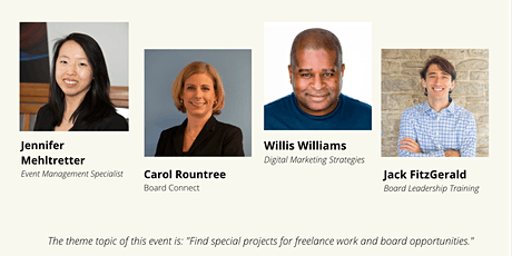 """LinkedIn YP Networking: """"Find special projects for freelance work and board tickets"""