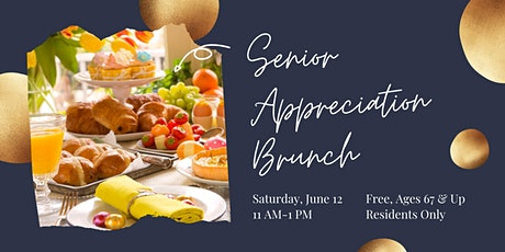 Lathrup Village Senior Appreciation Brunch tickets