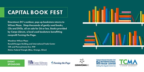 Capital Book Fest tickets