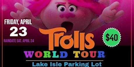 """Eastchester Recreation Movie Night:  """"Trolls World Tour"""" tickets"""