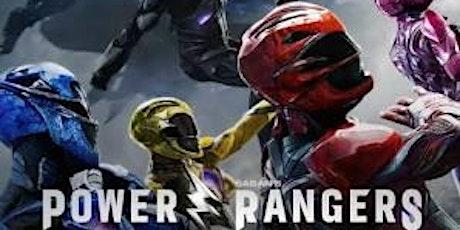 POWER RANGERS (PG-13)(2017) Drive-In 8:00 pm (Fri.  Apr. 23) tickets