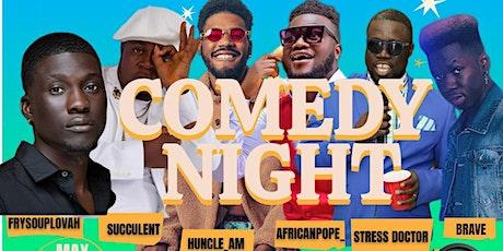 The WiseMen Comedy Night tickets