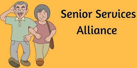 Senior Services Alliance Breakfast - August 2021 tickets