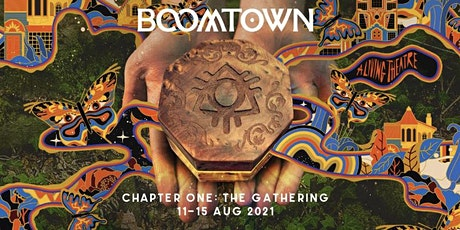BOOMTOWN FESTIVAL 2021 tickets