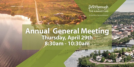 PKED Annual General Meeting tickets
