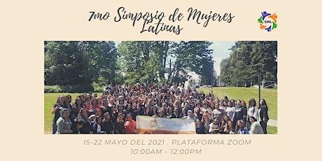 7mo Simposio de Mujeres Latinas tickets