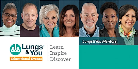 Lungs&You Educational Event tickets