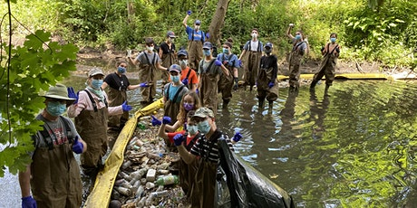 Clean River Project for Riverkeeper Sweep tickets