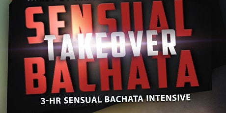 Sensual Bachata Takeover tickets