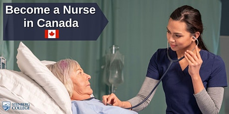 Philippines: Becoming a Nurse in Canada – Free Webinar: April  21, 1 pm tickets