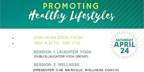 Promoting Healthy Lifestyles tickets
