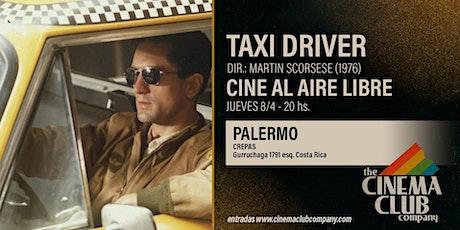 CINE AL AIRE LIBRE - TAXI DRIVER (1976) - Miercoles 14/4 - 19HS entradas