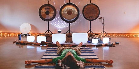 The Ultimate Home Sound Bath tickets