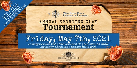 Annual Sporting Clay Tournament tickets