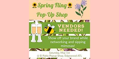 May Spring Fling Pop-Up Saturday 05/01 *VENDORS NEEDED* tickets