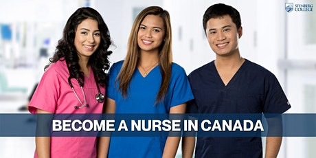 Philippines: Becoming a Nurse in Canada – Free Webinar: April 24, 4 pm tickets