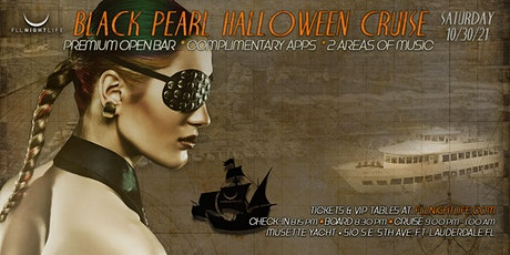 Fort Lauderdale Halloween Yacht Party - The Black Pearl tickets