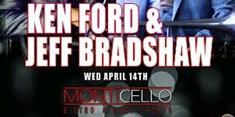 LIFE STYLE WEDNESDAYS EACH WEEK WITH KEN FORD & WITH JEFF BRADSHAW ON 4/14 tickets