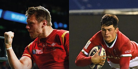 Risca RFC evening with Dan Biggar and Louis Rees Zammit tickets