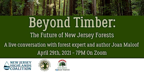 Beyond Timber: The Future of New Jersey Forests tickets